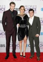 Liam Hemsworth, Jennifer Lawrence, Josh Hutcherson - Los Angeles - 09-01-2013 - Hunger Games, Julianne Moore sarà il Presidente Alma Coin