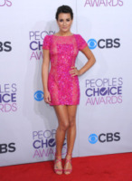 Lea Michele - Los Angeles - 09-01-2013 - People's Choice Awards: addio colori spenti