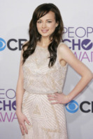 Ashley Rickards - Los Angeles - 09-01-2013 - People's Choice Awards: capelli sciolti o raccolti?