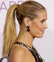 Heidi Klum - Los Angeles - 08-01-2013 - People's Choice Awards: capelli sciolti o raccolti?