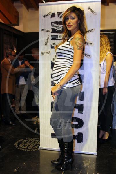 Belen Rodriguez - Firenze - 10-01-2013 - Belen Rodriguez incinta del secondo figlio?