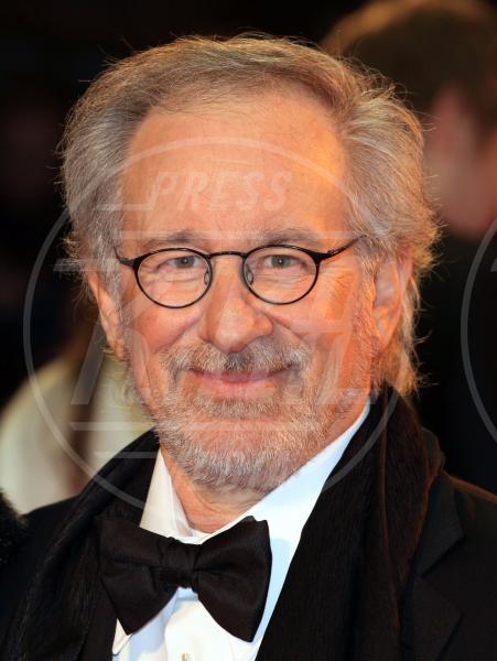 Steven Spielberg - Hollywood - 10-01-2013 - Jurassic Park 4 ritarda sul grande schermo