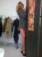 Elena Santarelli - Milano - Dillo con un Tweet: la Santarelli sexy, la Tatangelo famigliare