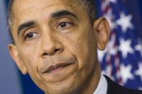Barack Obama - Roma - 11-01-2013 - Star come noi: anche i ricchi piangono