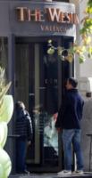 Chicco Nalli - Valencia - 11-01-2013 - Tina Cipollari e Chicco Nalli volano a Valencia con i figli