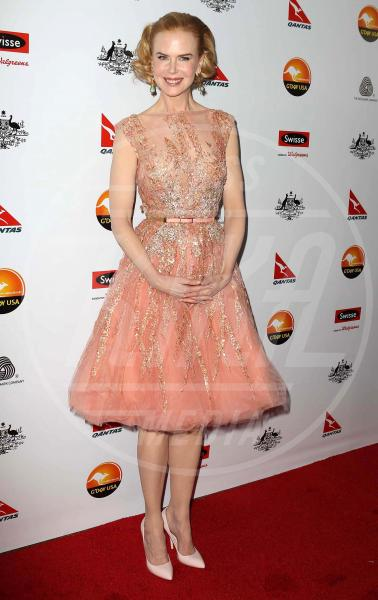Nicole Kidman - Los Angeles - 12-01-2013 - Je vois la vie en rose… anche sul red carpet!