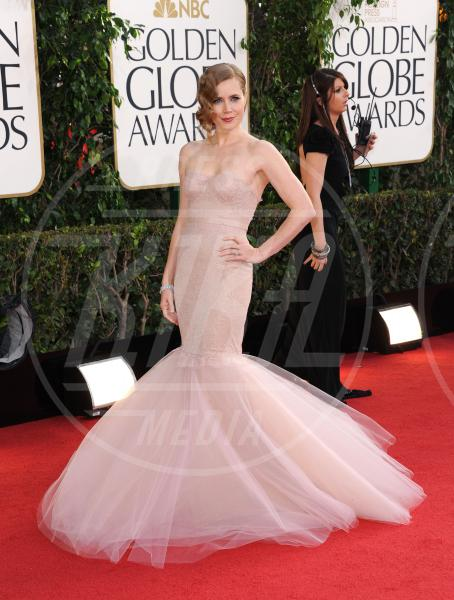 Amy Adams - Beverly Hills - 13-01-2013 - Je vois la vie en rose… anche sul red carpet!