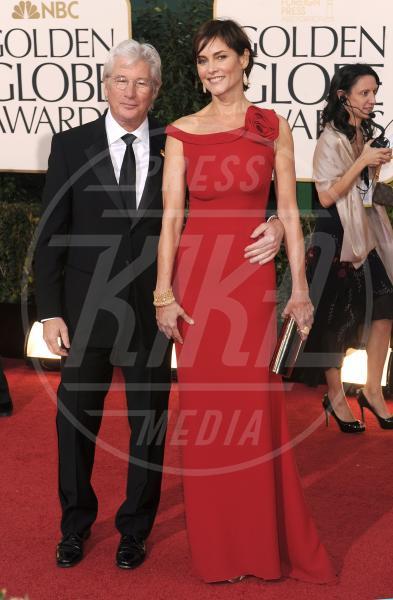 Richard Gere, Carey Lowell - Beverly Hills - 13-01-2013 - 2013: l'annus horribilis delle coppie più belle