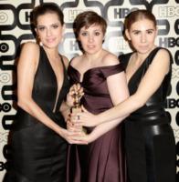 Zosia Mamet, Allison Williams, Lena Dunham - Beverly Hills - 15-01-2013 - House of Cards con 3 nomination sbanca la candidature agli Emmy