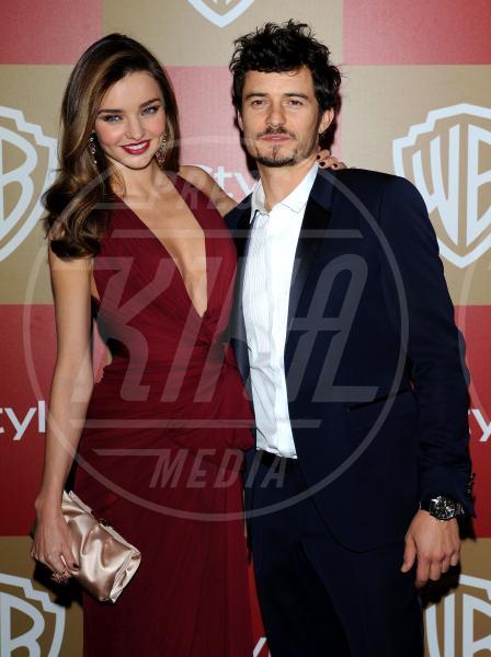 Miranda Kerr, Orlando Bloom - Beverly Hills - 13-01-2013 - 2013: l'annus horribilis delle coppie più belle