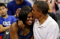 Michelle Obama, Barack Obama - New York - 17-07-2012 - Michelle Obama testimonial contro l'obesità infantile