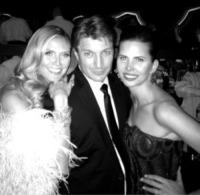 Nathan Fillion, Desiree Gruber, Heidi Klum - Beverly Hills - 14-01-2013 - Nathan Fillion, la star di Castle ha messo su la pancia!