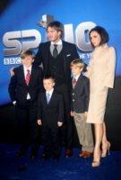 Cruz Beckham, Brooklyn Beckham, David Beckham, Victoria Beckham - Londra - 19-12-2010 - David e Victoria Beckham: un amore lungo 17 anni