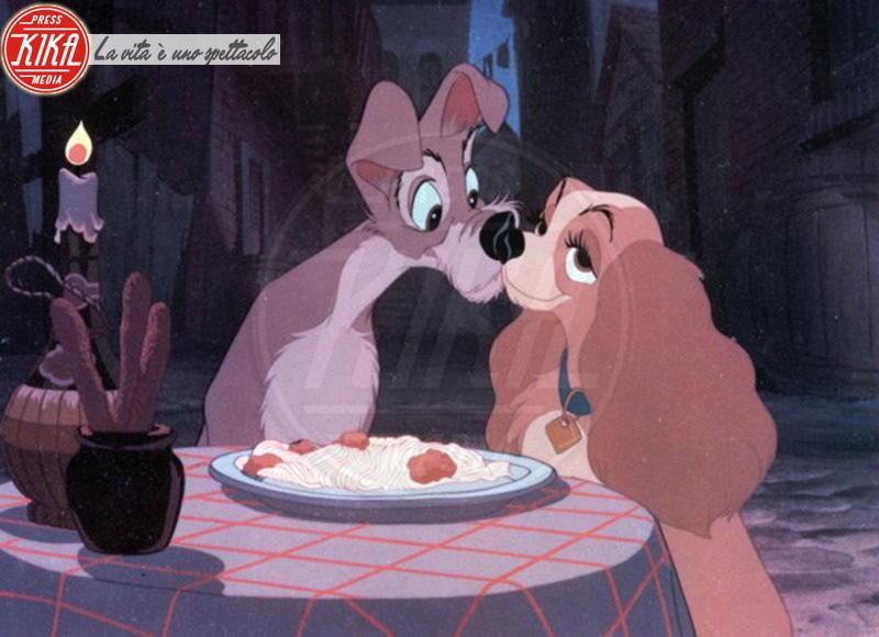 Lilli - il vagabondo - Los Angeles - 24-09-2009 - San Valentino: i baci più belli del cinema