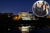 Casa, Villa, Jean-Claude Van Damme - Los Angeles - 27-12-2011 - Jean-Claude Van Damme si regala una villa da sei milioni