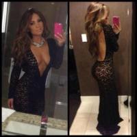 Jennifer Lopez - Los Angeles - 02-01-2013 - Ha quasi 50 anni ma sul red carpet la più sexy è sempre lei