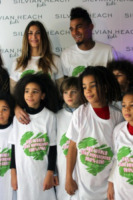 """Kevin-Prince Boateng, Melissa Satta - Firenze - 17-01-2013 - Melissa Satta: """"Aspettiamo un bambino, siamo felici"""""""