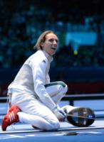 Valentina Vezzali - Londra - 02-08-2012 - Dallo sport alla politica il passo è breve