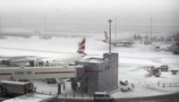 Londra - Londra - 18-01-2013 - Londra in tilt per la neve