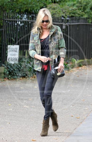 Kate Moss - Londra - 20-09-2012 - Le star che si mimetizzano nella giungla metropolitana