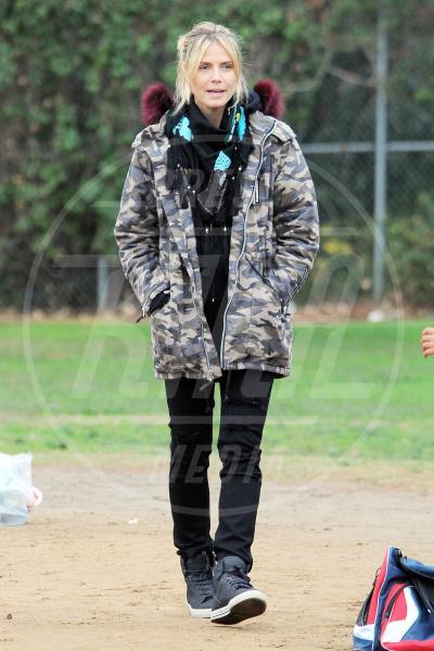 Heidi Klum - Los Angeles - 18-11-2012 - Le star che si mimetizzano nella giungla metropolitana