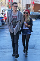 Christopher French, Ashley Tisdale - Los Angeles - 19-01-2013 - Ashley Tisdale e Christopher French si sono sposati