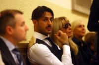 Gabriella Corona, Fabrizio Corona - Milano - 17-10-2012 - Fabrizio Corona si è costituito a Lisbona