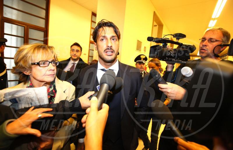 Fabrizio Corona - Milano - 17-10-2012 - La Corte di Cassazione conferma la pena per Corona