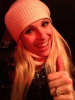 Michelle Hunziker - Milano - 19-01-2013 - Dillo Con un Tweet: Satta-Boateng a cena in casa De Jong