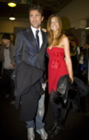 Fabio Fulco, Cristina Chiabotto - Napoli - 19-01-2013 - Addio Fabio: Cristina Chiabotto bacia lui...