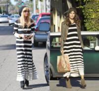 Louise Roe, Rachel Zoe - New York - 21-01-2013 - Chi lo indossa meglio? Rachel Zoe contro Louise Roe
