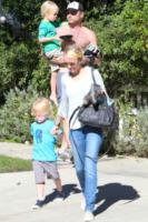 Alexander Pete Schreiber, Samuel Schreiber, Liev Schreiber, Naomi Watts - Santa Monica - 20-01-2013 - Naomi Watts e Liev Schrieber presto sposi ?