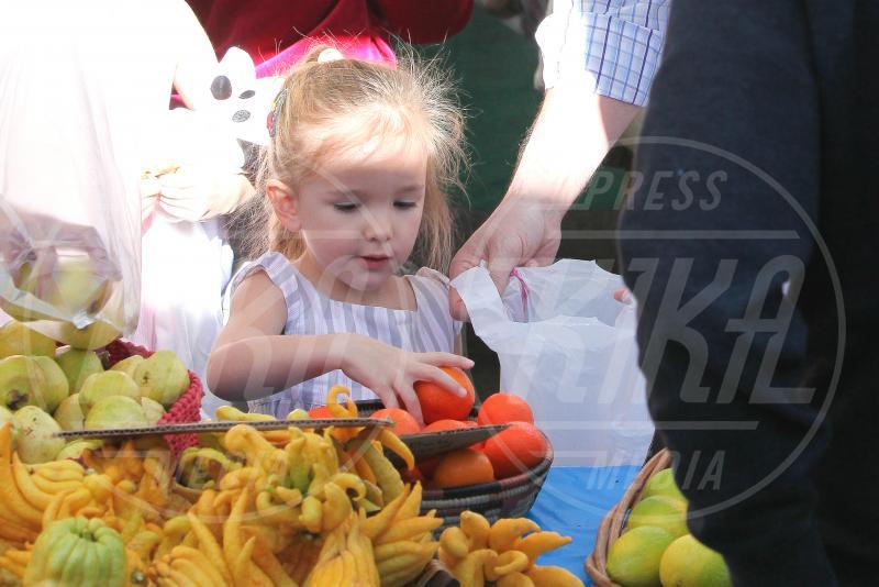Seraphina Rose Elizabeth Affleck - Pacific Palisades - 20-01-2013 - Locale e di stagione: la frutta e la verdura preferita dai VIP!