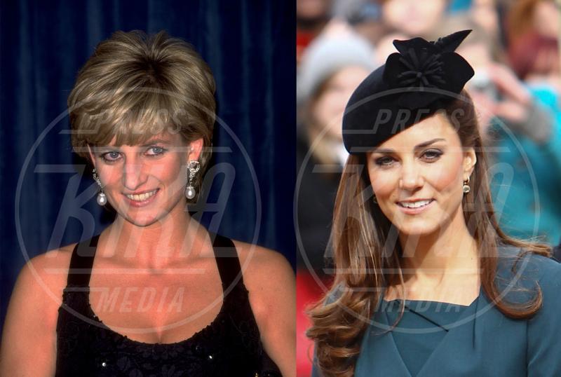 Kate Middleton, Lady Diana - Principesse di ieri e di oggi