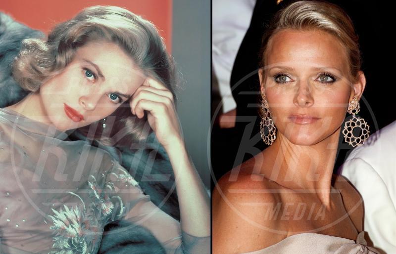 Grace Kelly, Principessa Charlene Wittstock - Principesse di ieri e di oggi