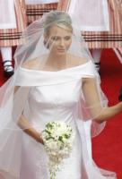 Principessa Charlene Wittstock - Monaco - 02-07-2011 - Amal e George: Hello! e People svelano l'abito della sposa
