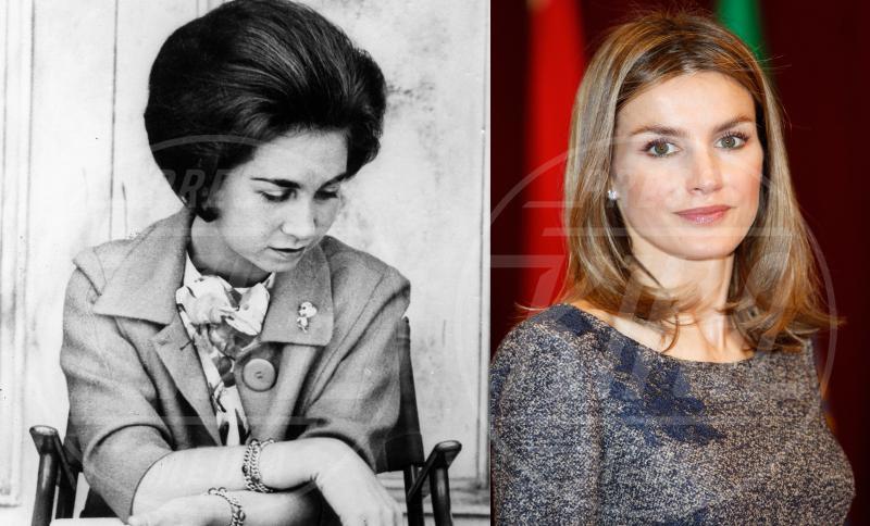 Sofia di Spagna, Letizia Ortiz principessa di Spagna - Principesse di ieri e di oggi
