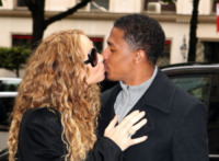 Mariah Carey, Nick Cannon - Parigi - 27-04-2012 - Nick Cannon passerà il Natale in ospedale
