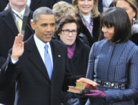 Michelle Obama, Barack Obama - Washington - 21-01-2013 - Un biopic sul primo appuntamento tra Michelle e Barack Obama