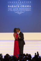 Michelle Obama, Barack Obama - Washington - 21-01-2013 - Obama, cerimonia d'insediamento per il secondo mandato