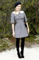 Diane Kruger - Parigi - 22-01-2013 - Fashion revival: dagli anni '60 tornano i quadretti Vichy