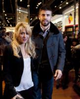 Gerard Piqué, Shakira - Barcellona - 17-11-2011 - Fiocco azzurro per Shakira e Piqué: è nato Milan Piqué Mebarak