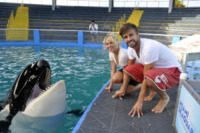 Gerard Piqué, Shakira - Miami - 18-07-2012 - Fiocco azzurro per Shakira e Piqué: è nato Milan Piqué Mebarak
