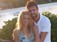 Gerard Piqué, Shakira - 30-03-2011 - Fiocco azzurro per Shakira e Piqué: è nato Milan Piqué Mebarak