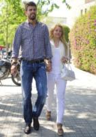 Gerard Piqué, Shakira - Barcellona - 14-04-2011 - Fiocco azzurro per Shakira e Piqué: è nato Milan Piqué Mebarak