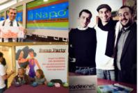 Napoli - 18-09-2012 - Moneta virtuale e baratto: i rimedi italiani alla crisi