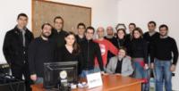 Sardex - fondatori - 19-12-2011 - Moneta virtuale e baratto: i rimedi italiani alla crisi