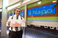 Luca Mosele - Napoli - 18-09-2012 - Moneta virtuale e baratto: i rimedi italiani alla crisi