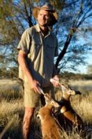 Chris Barns - Australia - 23-01-2013 - Kangaroo Dundee, una vita dedicata ai marsupiali