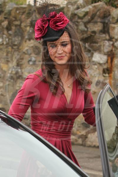 Pippa Middleton - East Lothian - 19-05-2012 - Il fascino retrò del cappello con veletta